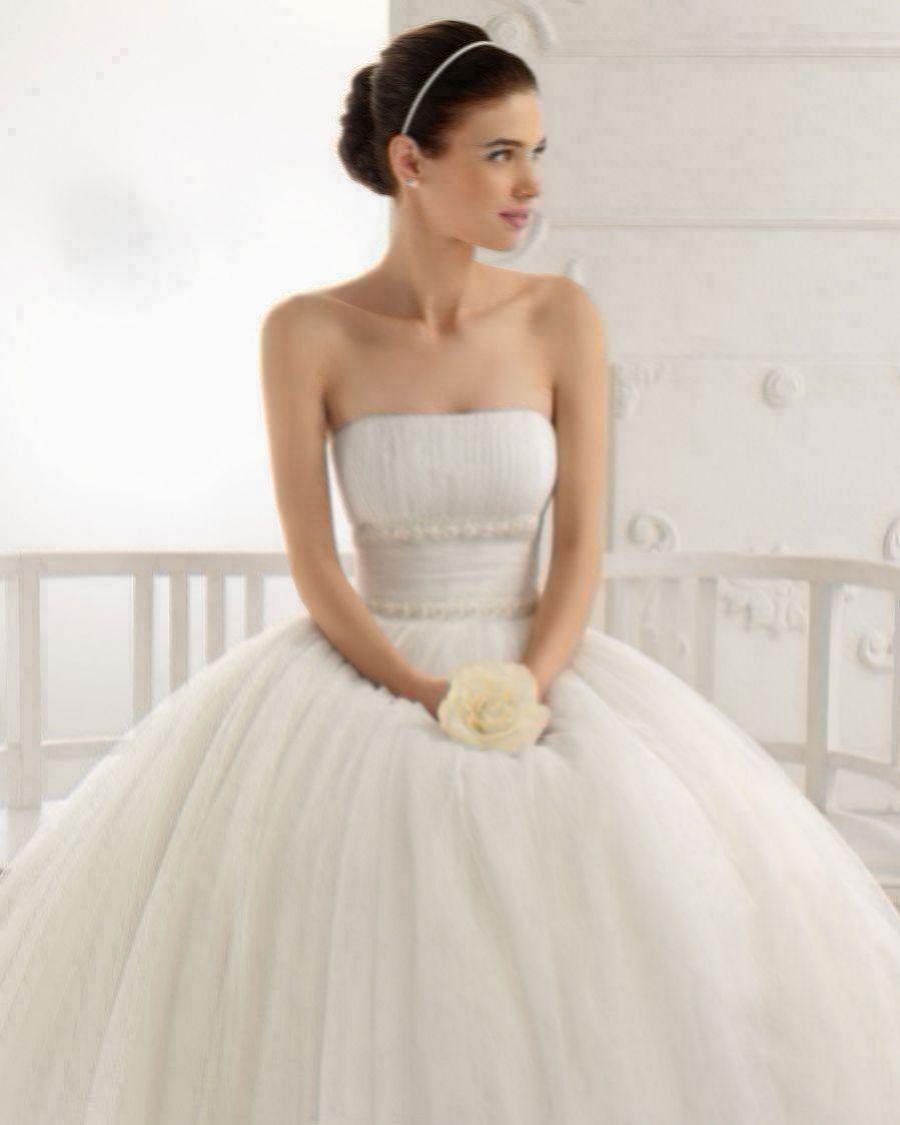 c26ed9a076d krátké svatební šaty rockabilly tylové bílé retro - plesové šaty ...